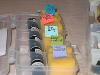In-Color Dauber box