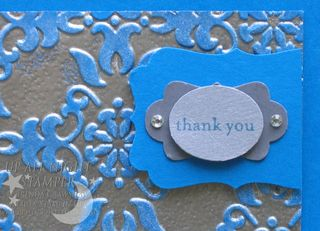 PP Double Embossing Closeup