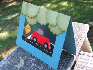 Car Crunch Floating Card - Float View