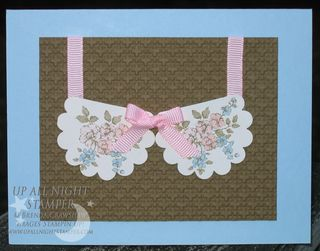 Mammography Day Card