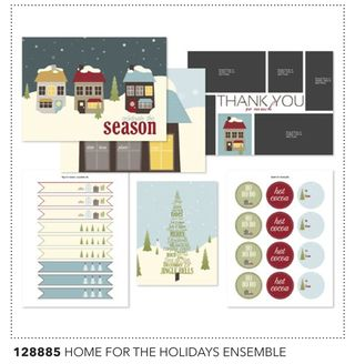 Home for the Holidays Ensemble