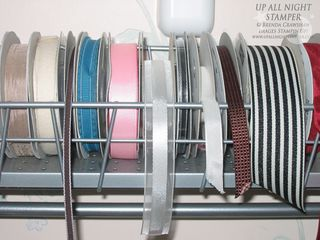 Ribbon Rack Closeup