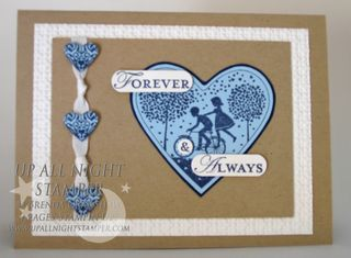 Forever & Always Masculine Valentine