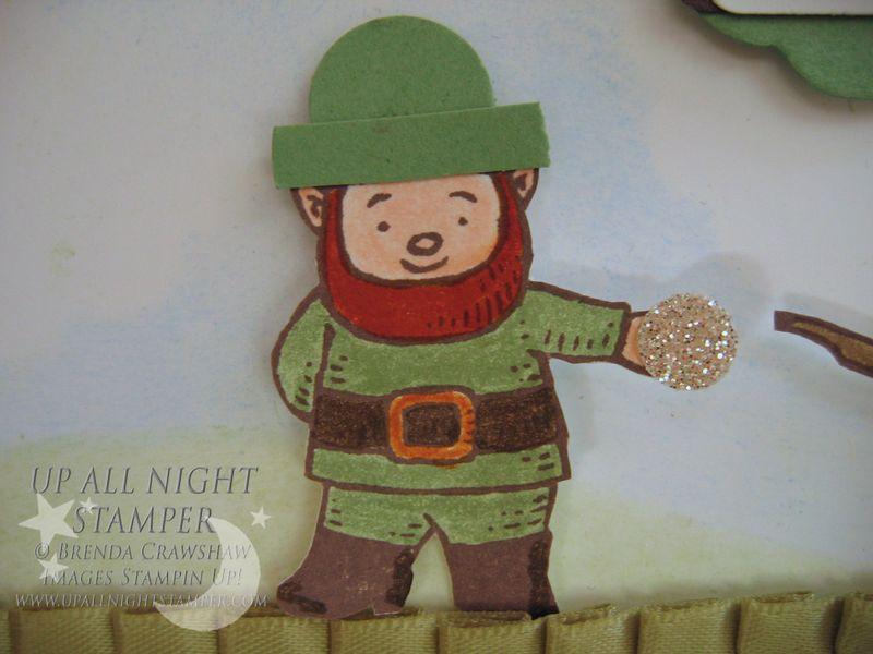 Gnome Leprechaun Closeup