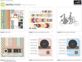 My Digital Studio Downloads Feb 21